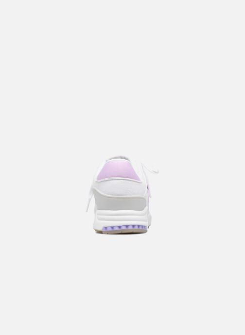 Baskets adidas originals Eqt Support Rf W Violet vue droite