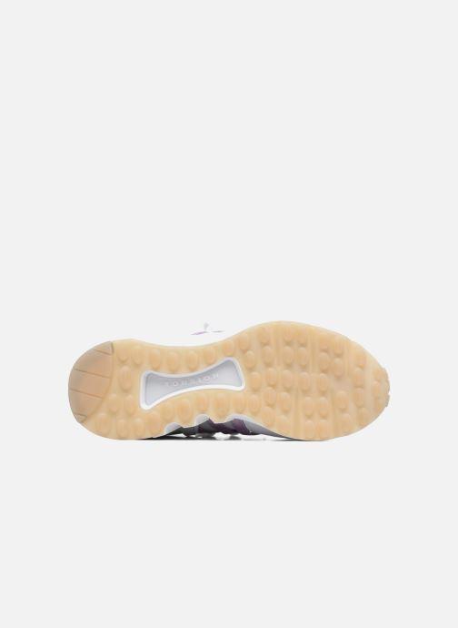 Sneakers adidas originals Eqt Support Rf W Viola immagine dall'alto