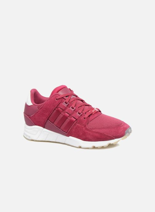 Baskets adidas originals Eqt Support Rf W Bordeaux vue détail/paire
