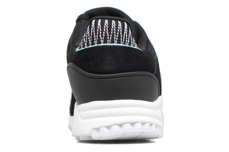 Baskets Adidas Originals Eqt Support Rf W Noir vue droite