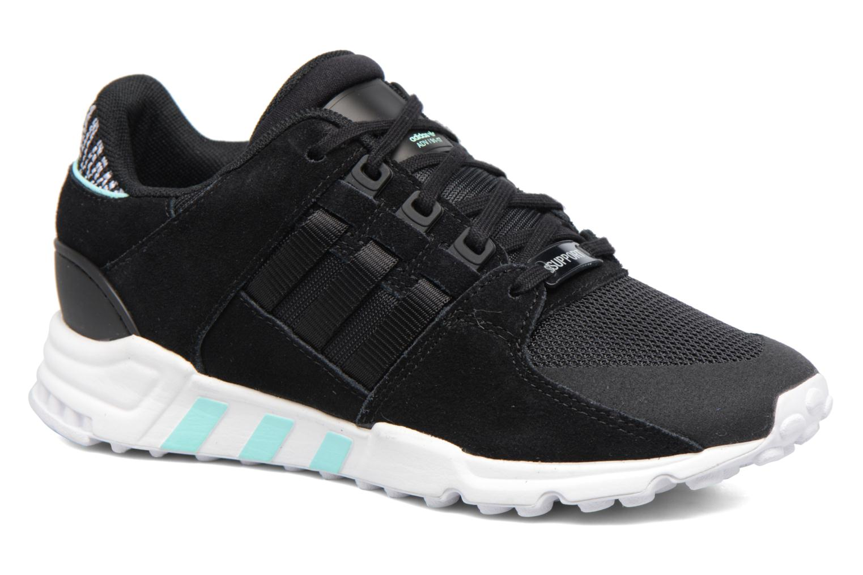outlet store 50ba3 100b7 Baskets Adidas Originals Eqt Support Rf W Noir vue détailpaire