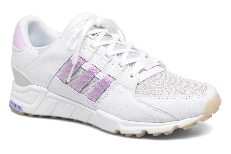 Deportivas Adidas Originals Eqt Support Rf W Violeta      vista de detalle / par