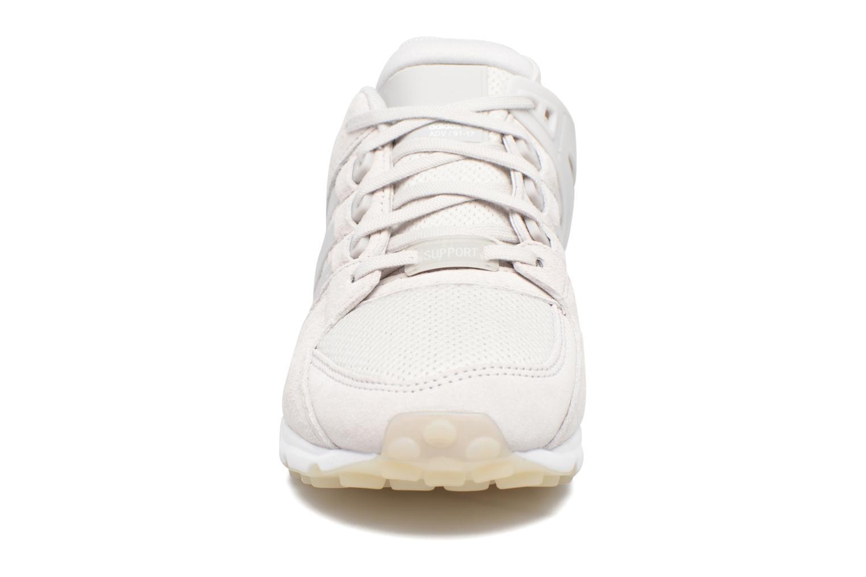 Baskets Adidas Originals Eqt Support Rf W Gris vue portées chaussures