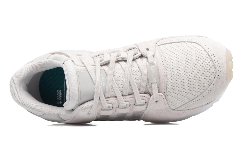 Baskets Adidas Originals Eqt Support Rf W Gris vue gauche