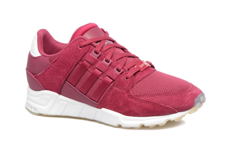 9520235e5dec4f Sneaker Adidas Originals Eqt Support Rf W weinrot detaillierte  ansicht modell