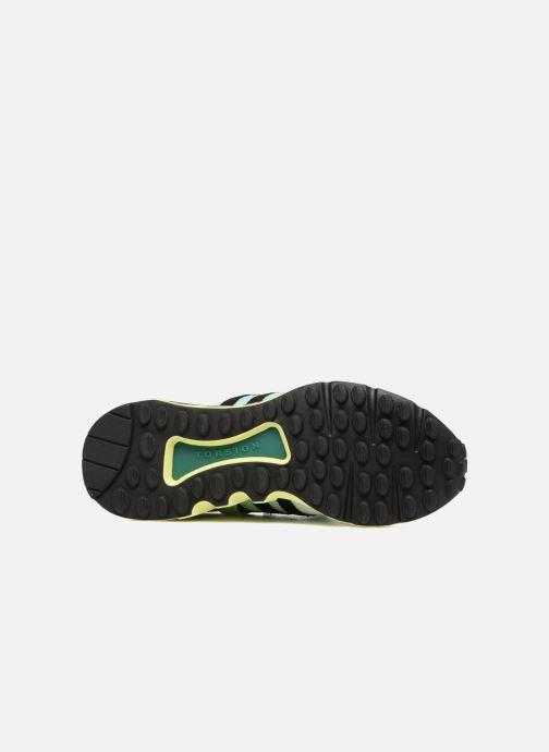 best sneakers 8c016 85158 Baskets Adidas Originals Eqt Support Rf Pk W Multicolore vue 34