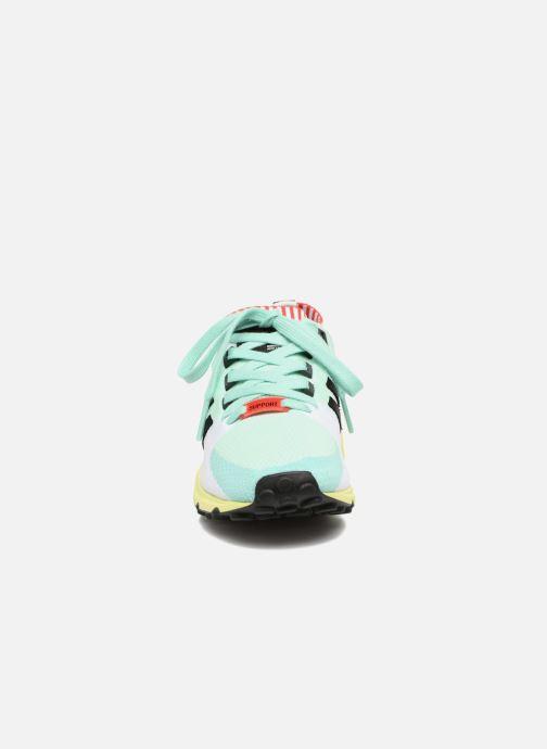 promo code 1f130 6e924 Baskets Adidas Originals Eqt Support Rf Pk W Multicolore vue portées  chaussures