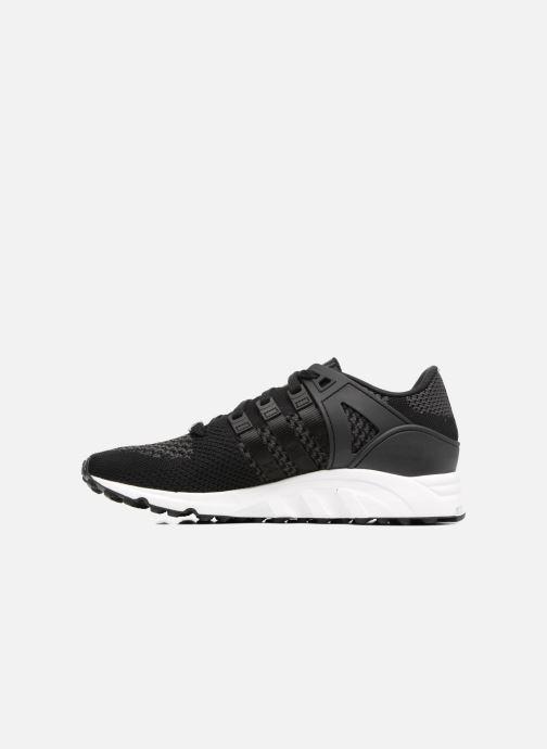Sneakers adidas originals Eqt Support Rf Pk Zwart voorkant