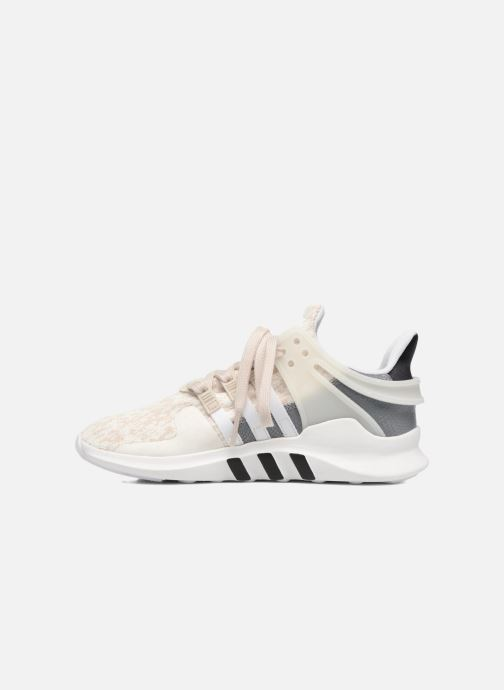 Deportivas adidas originals Equipment Support Adv W Blanco vista de frente