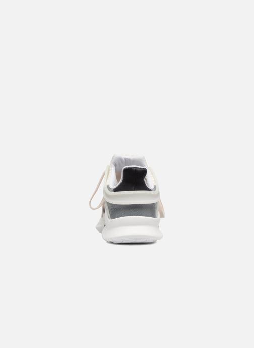 Sneaker adidas originals Equipment Support Adv W weiß ansicht von rechts