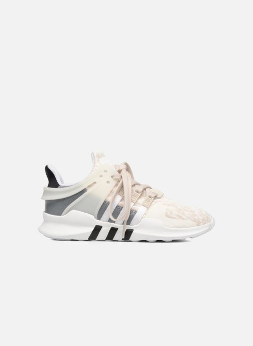 Deportivas adidas originals Equipment Support Adv W Blanco vistra trasera