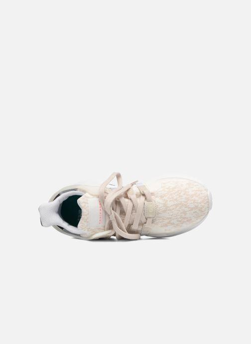 Sneaker adidas originals Equipment Support Adv W weiß ansicht von links