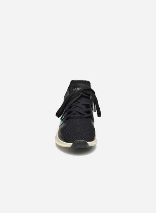 Sneakers adidas originals Equipment Support Adv W Nero modello indossato