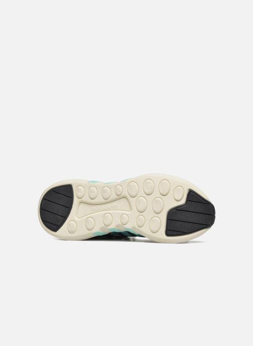 Sneaker adidas originals Equipment Support Adv W schwarz ansicht von oben