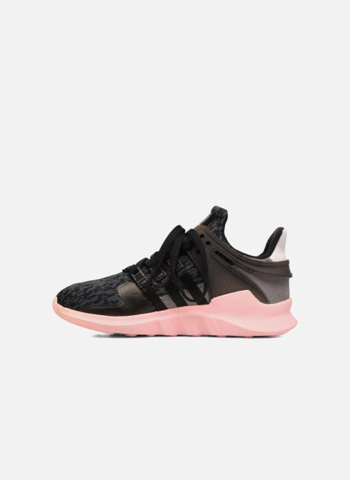 Sneakers adidas originals Equipment Support Adv W Nero immagine frontale