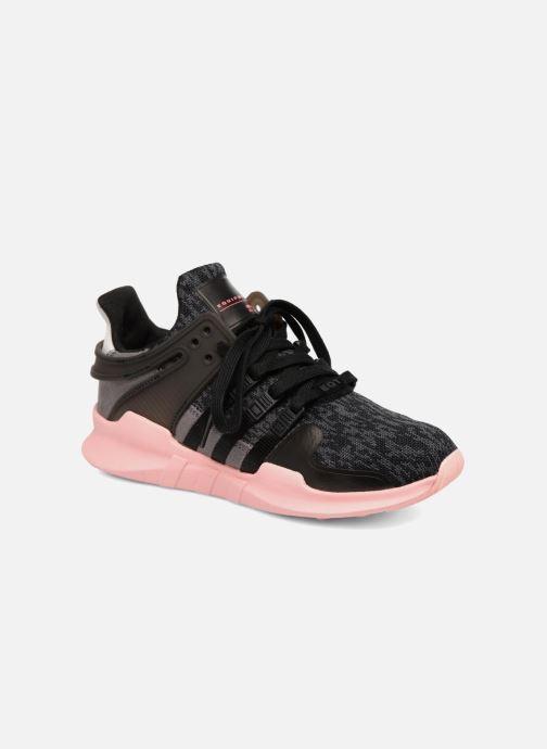 Sneakers adidas originals Equipment Support Adv W Zwart detail