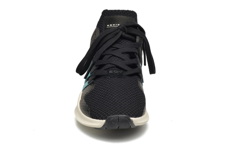 Baskets Adidas Originals Equipment Support Adv W Noir vue portées chaussures