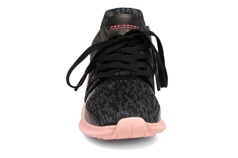 Deportivas Adidas Originals Equipment Support Adv W Negro vista del modelo