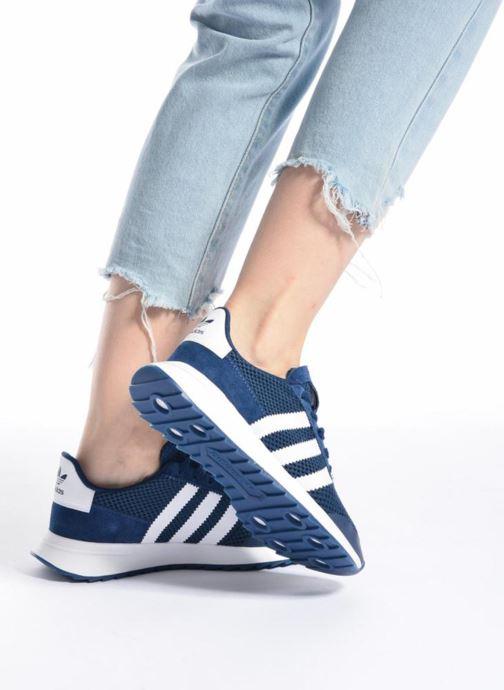 adidas originals Flb W (Bleu) - Baskets (288631)