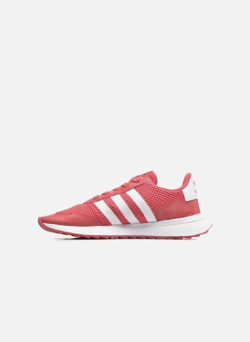 Sneakers adidas originals Flb W Rood voorkant