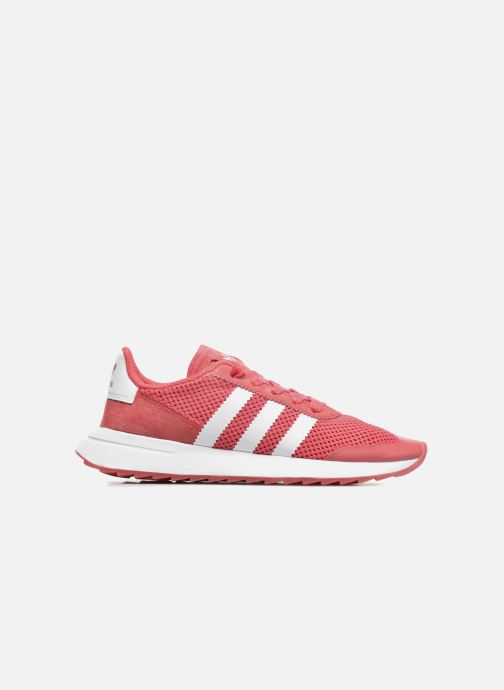 Sneaker adidas originals Flb W rot ansicht von hinten