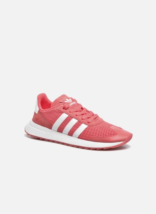 Sneakers adidas originals Flb W Rood detail