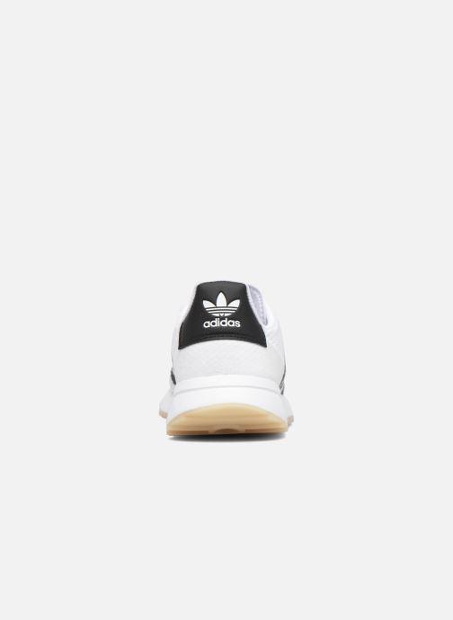 Sneaker adidas originals Flb W schwarz ansicht von rechts