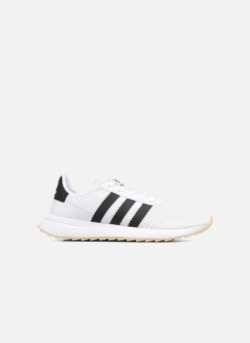 Sneaker adidas originals Flb W schwarz ansicht von hinten