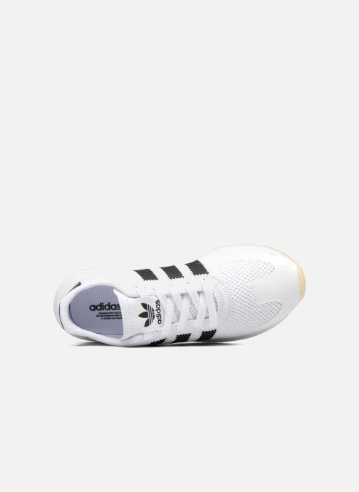 Sneaker Adidas Originals Flb W schwarz ansicht von links