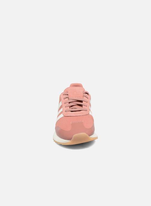 Baskets adidas originals Flb W Rose vue portées chaussures