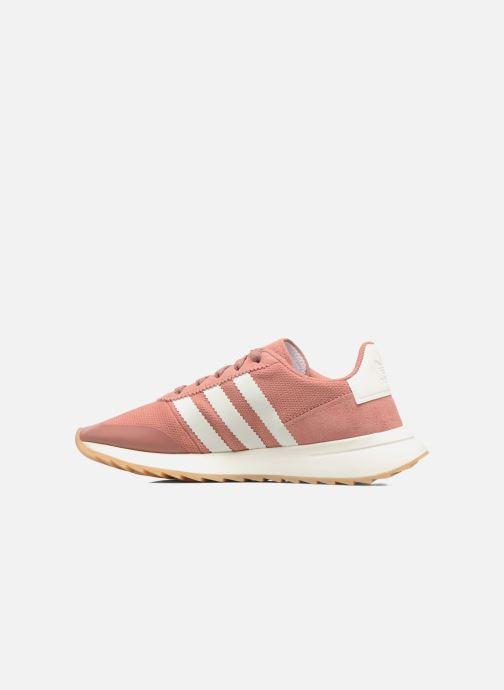 Sneakers adidas originals Flb W Roze voorkant