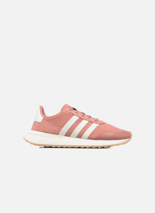 Sneaker Adidas Originals Flb W rosa ansicht von hinten