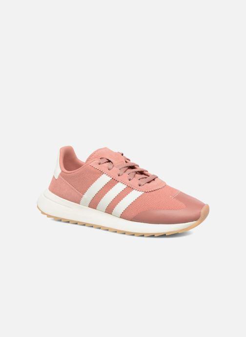 adidas originals Flb W Trainers in Pink at Sarenza.eu (307135)