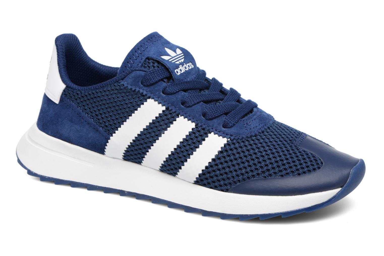 Deportivas Adidas Originals Flb W Azul vista de detalle / par