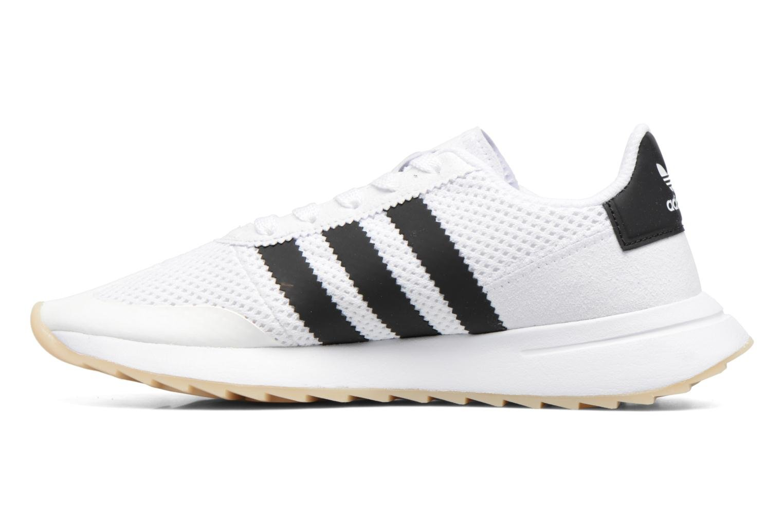 Trainers Adidas Originals Flb W Black front view