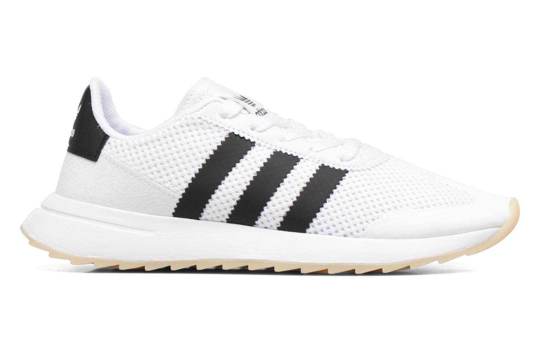 Trainers Adidas Originals Flb W Black back view