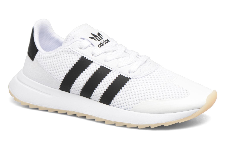 Trainers Adidas Originals Flb W Black detailed view/ Pair view