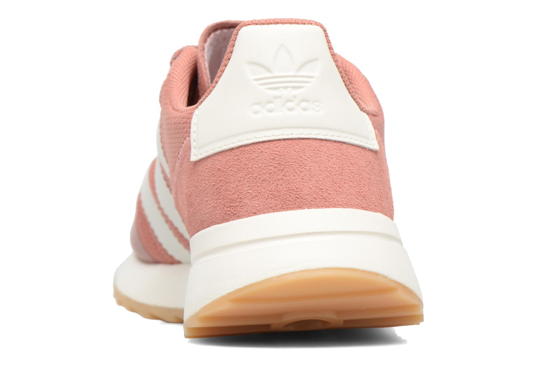 Sneaker Adidas Originals Flb W rosa ansicht von rechts
