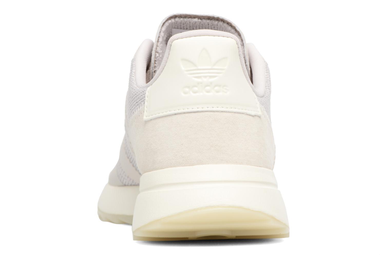Baskets Adidas Originals Flb W Gris vue droite