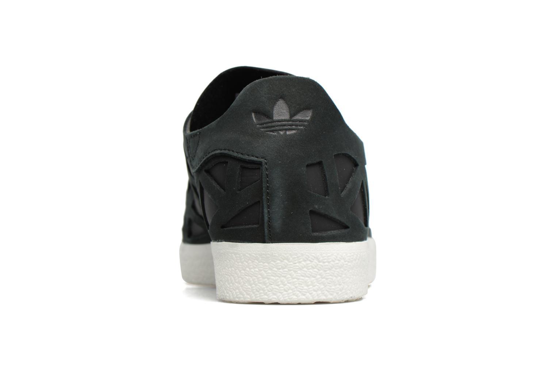 Sneaker Adidas Originals Gazelle Cutout W schwarz ansicht von rechts