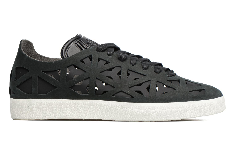 Sneaker Adidas Originals Gazelle Cutout W schwarz ansicht von hinten