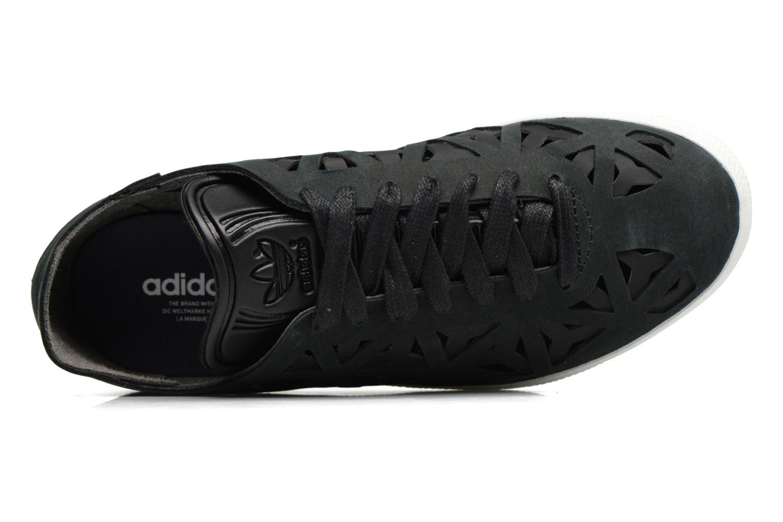 Sneaker Adidas Originals Gazelle Cutout W schwarz ansicht von links