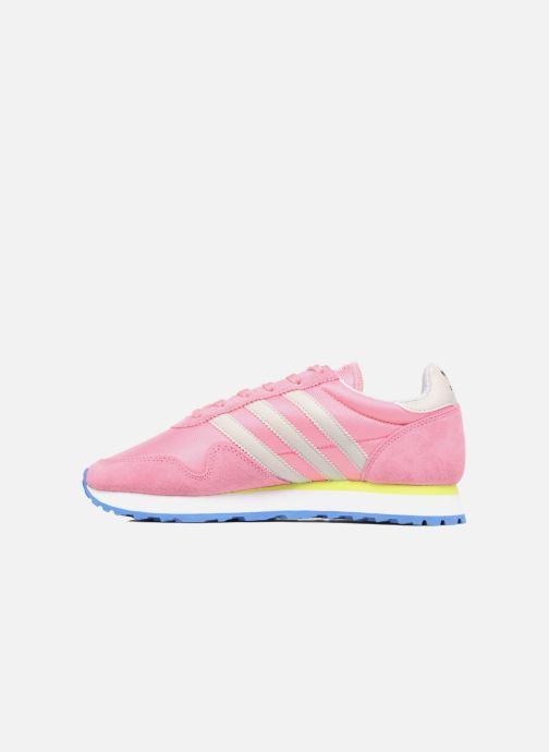 Sneaker adidas originals Haven W rosa ansicht von vorne
