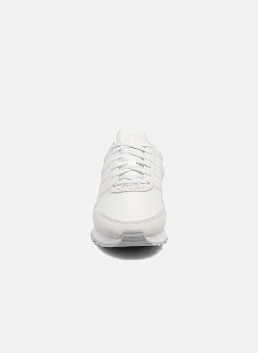 Sneaker adidas originals Haven W grau schuhe getragen