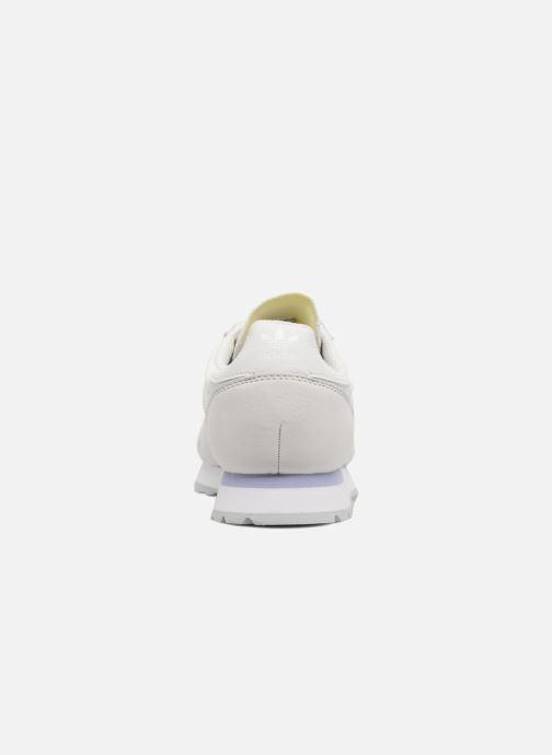 Baskets adidas originals Haven W Gris vue droite