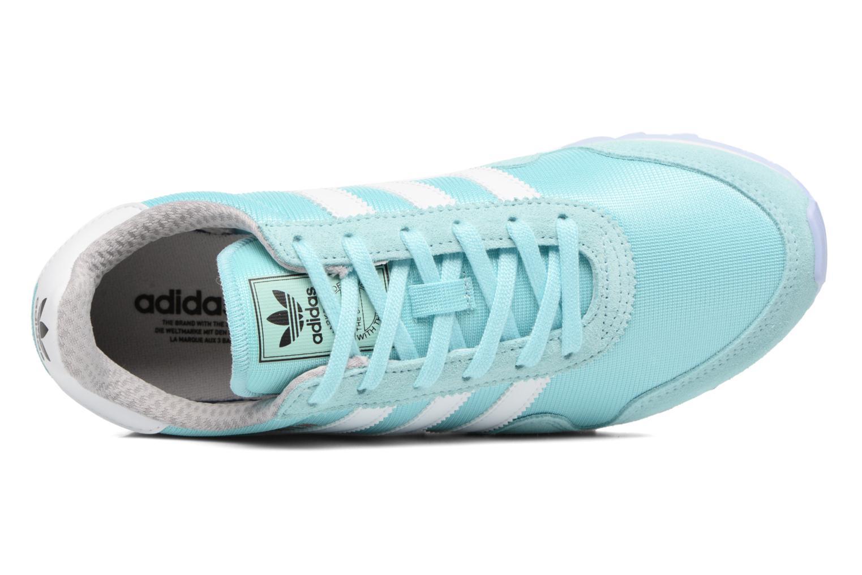 Deportivas Adidas Originals Haven W Azul vista lateral izquierda