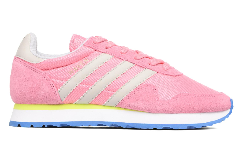 Deportivas Adidas Originals Haven W Rosa vistra trasera