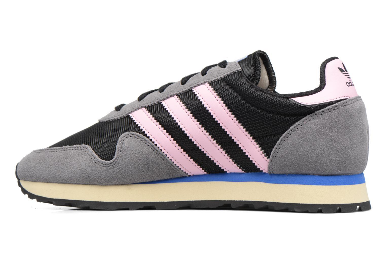 Sneaker Adidas Originals Haven W schwarz ansicht von vorne