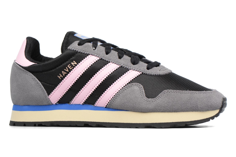 Sneaker Adidas Originals Haven W schwarz ansicht von hinten