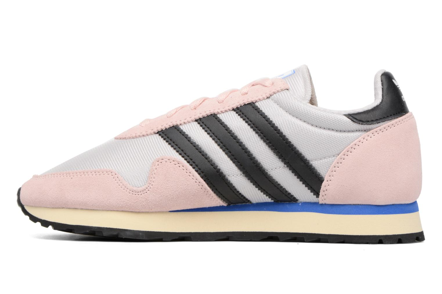 Baskets Adidas Originals Haven W Gris vue face